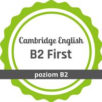 Egzamin B2 First